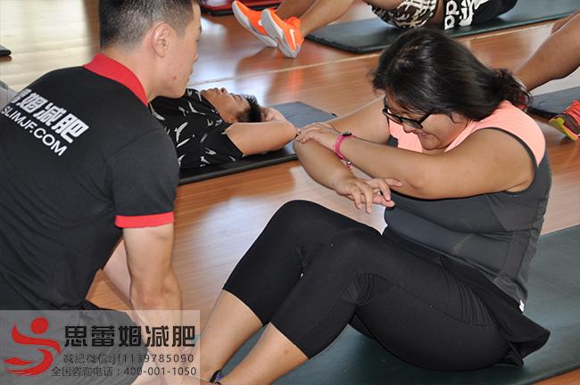 运动困难时教练会及时帮我