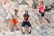 减肥训练营拓展专题之-◆◆勇闯鹫峰◆◆
