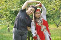 减肥训练营拓展专题之-◆◆攀蹬香山◆◆