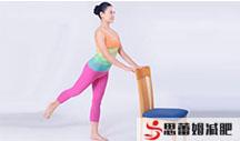 封闭式减肥训练营教你在室内怎样用椅子减肥
