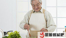 减肥中心告诉老年人要怎么合理膳食保暖